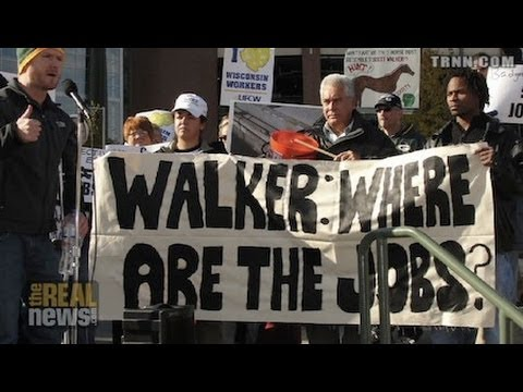 Removing Gov. Walker Necessary, but Wisconsin Mass Movement Must Reorganize