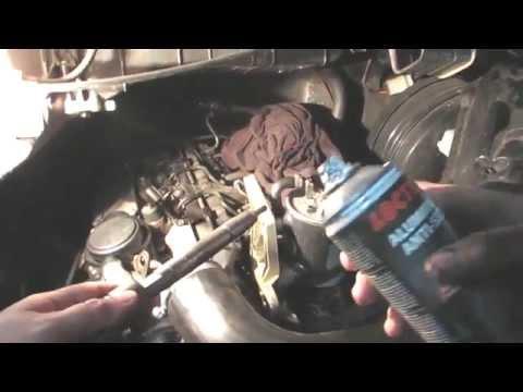 Диагностика двигателя Mercedes Sprinter 1я часть