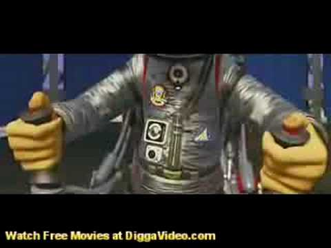 Space Chimps-movie Trailer 2008 - YouTube