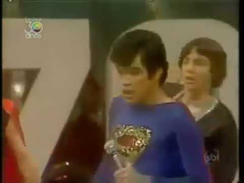 Superman at the Disco