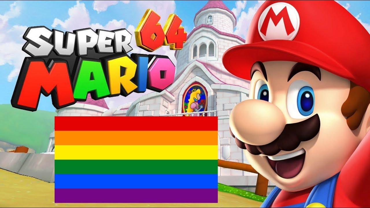 Gay Nintendo 120
