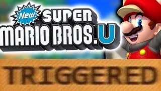 How New Super Mario Bros U TRIGGERS You!