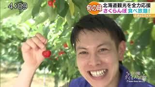 テレビ放送 7月17日の「どさんこワイド」放送内容。