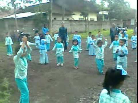 Senam Laciba L Cilik Banyuwangi