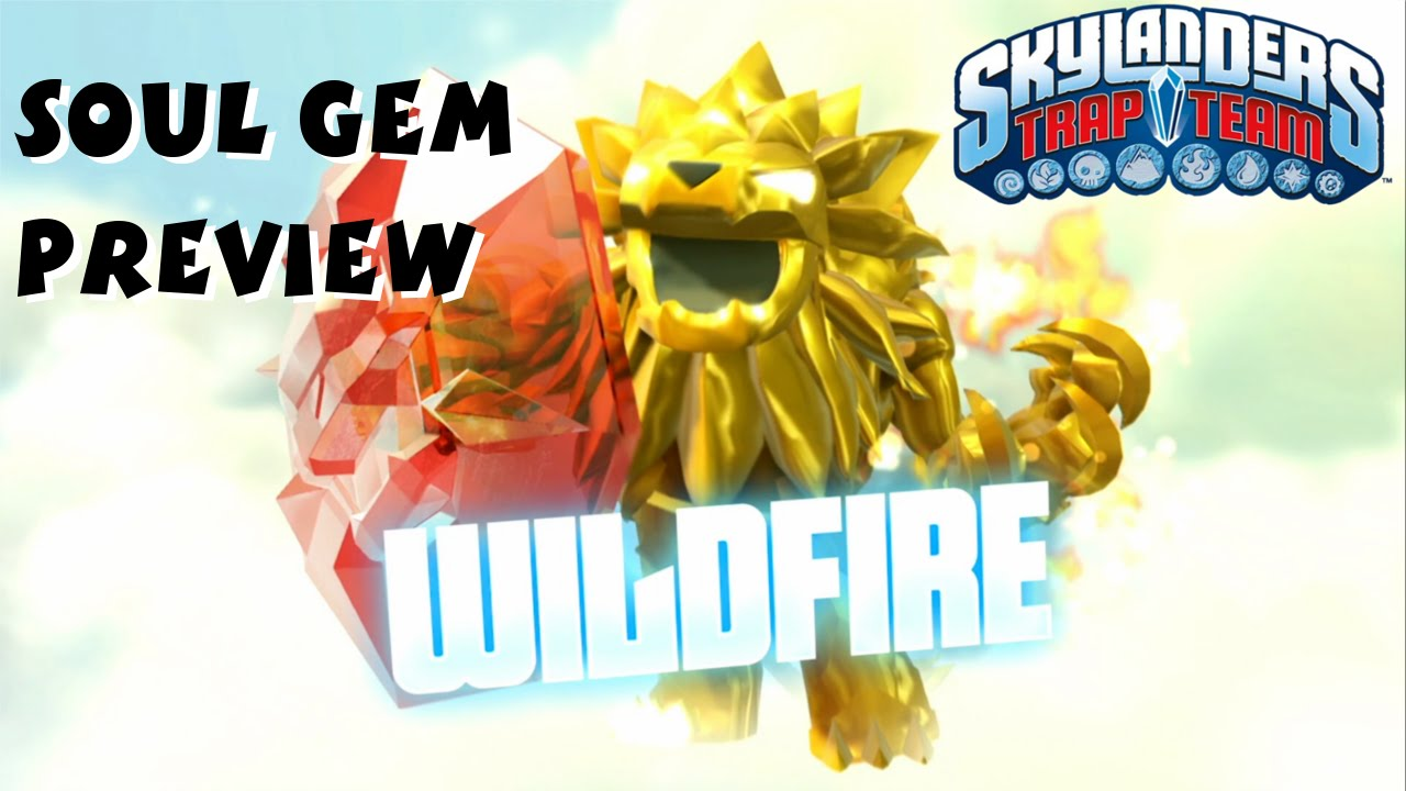 meet the skylanders wildfire soul