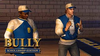 Bully: Scholarship Edition - Mission #45 - Jocks Challenge