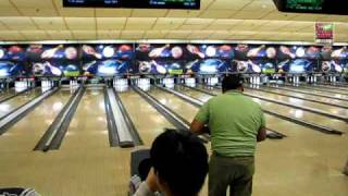 Bowling 300 Perfect Game