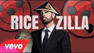RICEZILLA   Eminem ft. Juice WRLD - Godzilla (Asian PARODY)