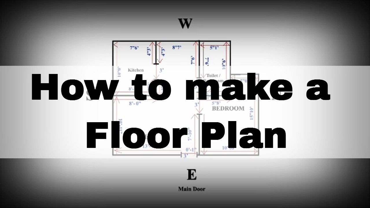 How To Make Floor Plan House Plan Saral Vaastu Call