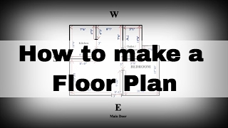 How to make Floor Plan | House plan |  Hindi | Saralvaastu | Call +91 9321333022 (8 AM - 10 PM )