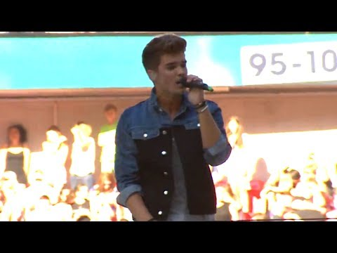 Union J - Carry You (Summertime Ball 2014)