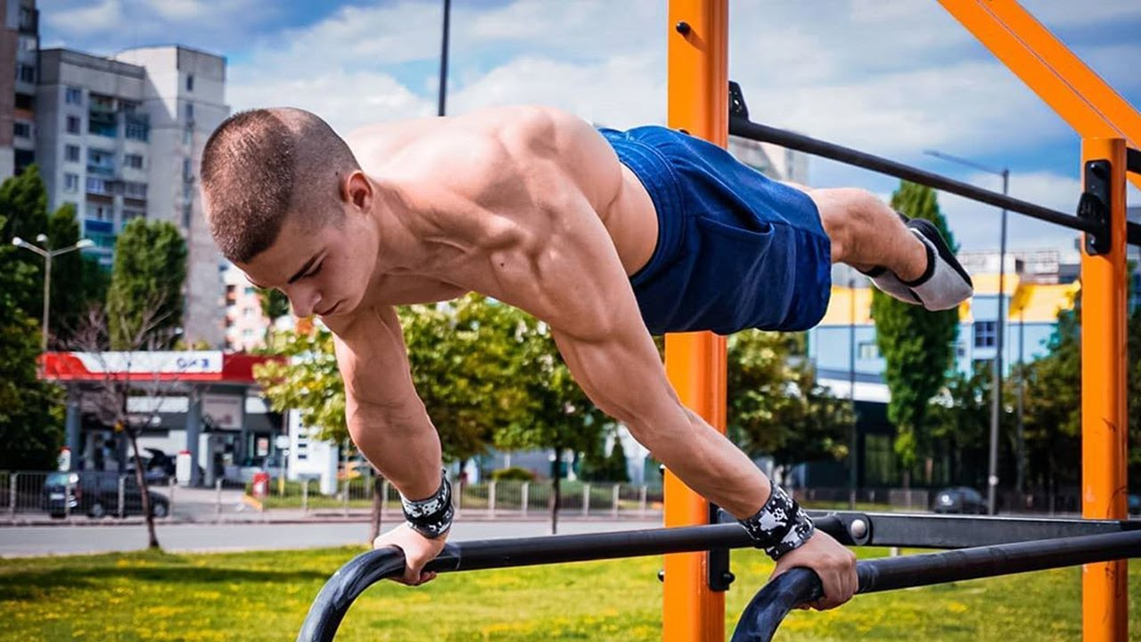 This is Street Workout Baby - 2020