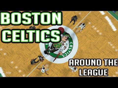 NBA 2K18 STUPID MIRROR MATCH - BOSTON CELTICS AROUND THE LEAGUE - PLAY NOW ONLINE - #KEEPSIMALIVE