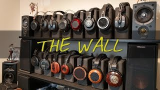 MY HEADPHONE WALL _ (Z Reviews)