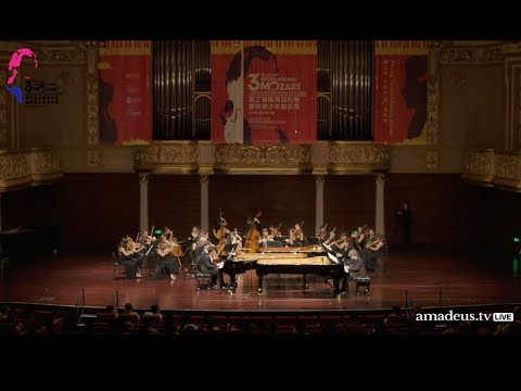 J.S. Bach Concerto for 3 pianos in d-moll (BWV1063) in collaboration with SALZBURG CHAMBER SOLOISTS mp3