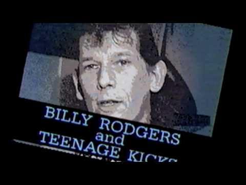 Billy Rogers (Johnny Thunders/Ramones) + Flash Bastard =TEENAGE KICKS