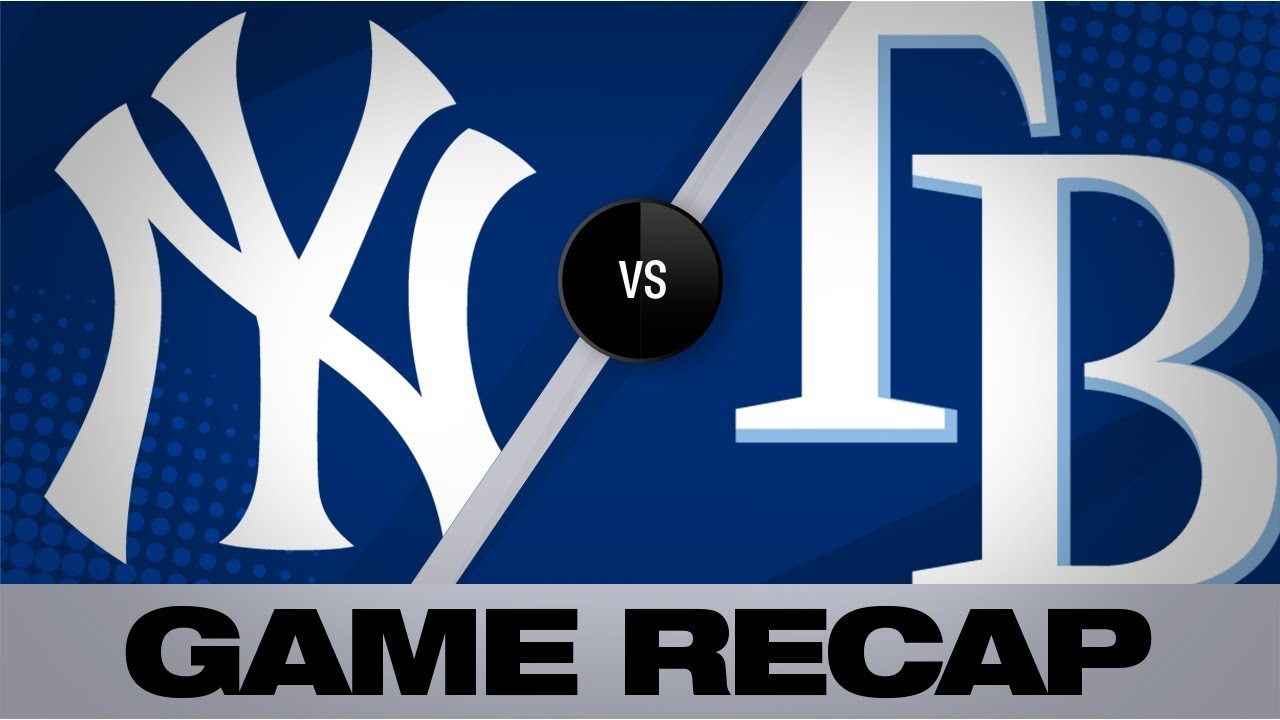 Wendle, Morton lead Rays to big shutout win | Yankees-Rays Game Highlights 9/25/19