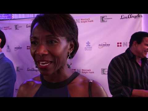 Jeryl Prescott Interview at the 2018 Autism Speaks Celebrity Poker Tournament