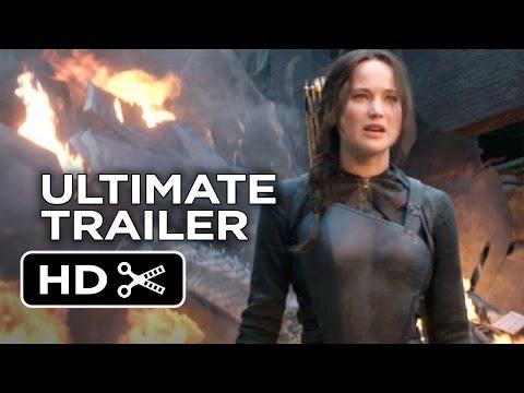 The Hunger Games: Mockingjay - Ultimate Revolution Trailer (2014) - Jennifer Lawrence Movie HD