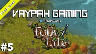 Folk Tale | The Glade | Part 5 ► (Gameplay / Review)