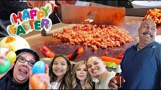 Easter Cookout Con La Familia! *Tios Talkn S#!t AGAIN LOL*