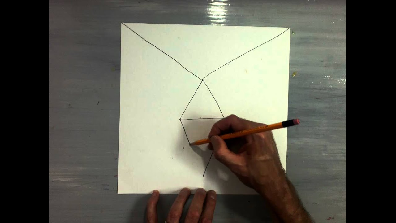 Paul Klee Cat Line Drawing Part 1 3 Youtube