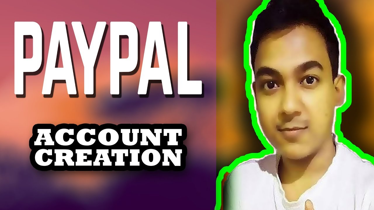 How To Create A PayPal Account - Full Tutorial