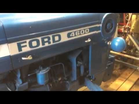 Ford 4600 PTO seal replacement followup