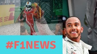 #F1NEWS -  HAMILTON EMBARRASSES VETTEL!! COULTHARD BUSTED! CODEMASTERS EXPOSED...