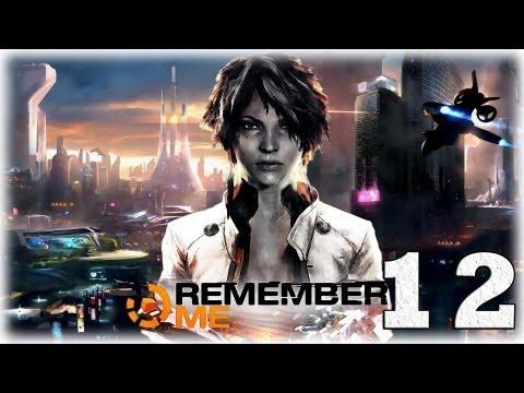 Смотреть прохождение игры Remember me. Серия 12 - Я всегда тебя помнила, Нилин...