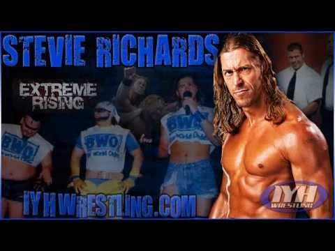 Stevie Richards IYH Wrestling Shoot Interview Extreme Rising