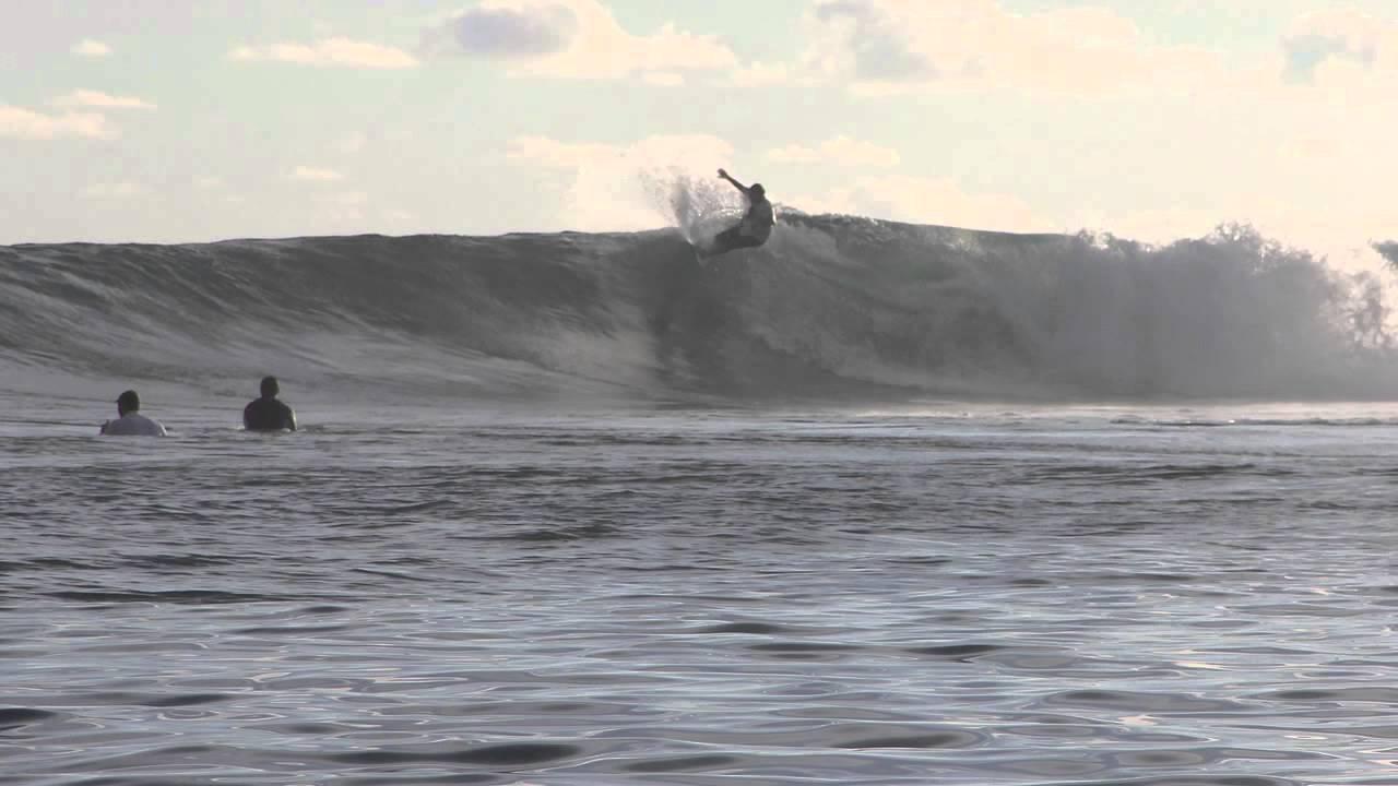 Surfing Banyak Island, Sumatra - Floating Surf House