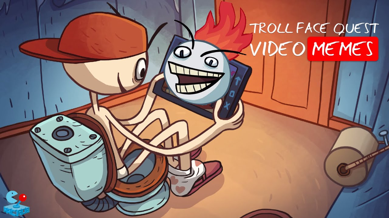 Trollface Quest: Video Games Hacked | ArcadePreHacks.com