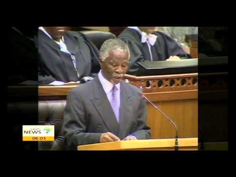 I never fired Zuma: Mbeki