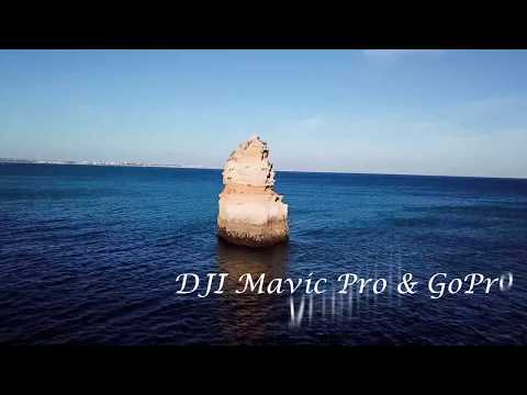 Portugal 2017 Trip - DJI MP + GoPro Karma Grip!