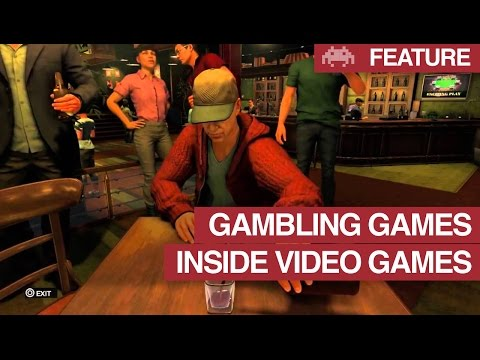 My Favourite Gambling Mini Games in Video Games