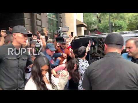 Armenia: Kim Kardashian Visits Yerevan Amid SKIMS Turkey Production Backlash