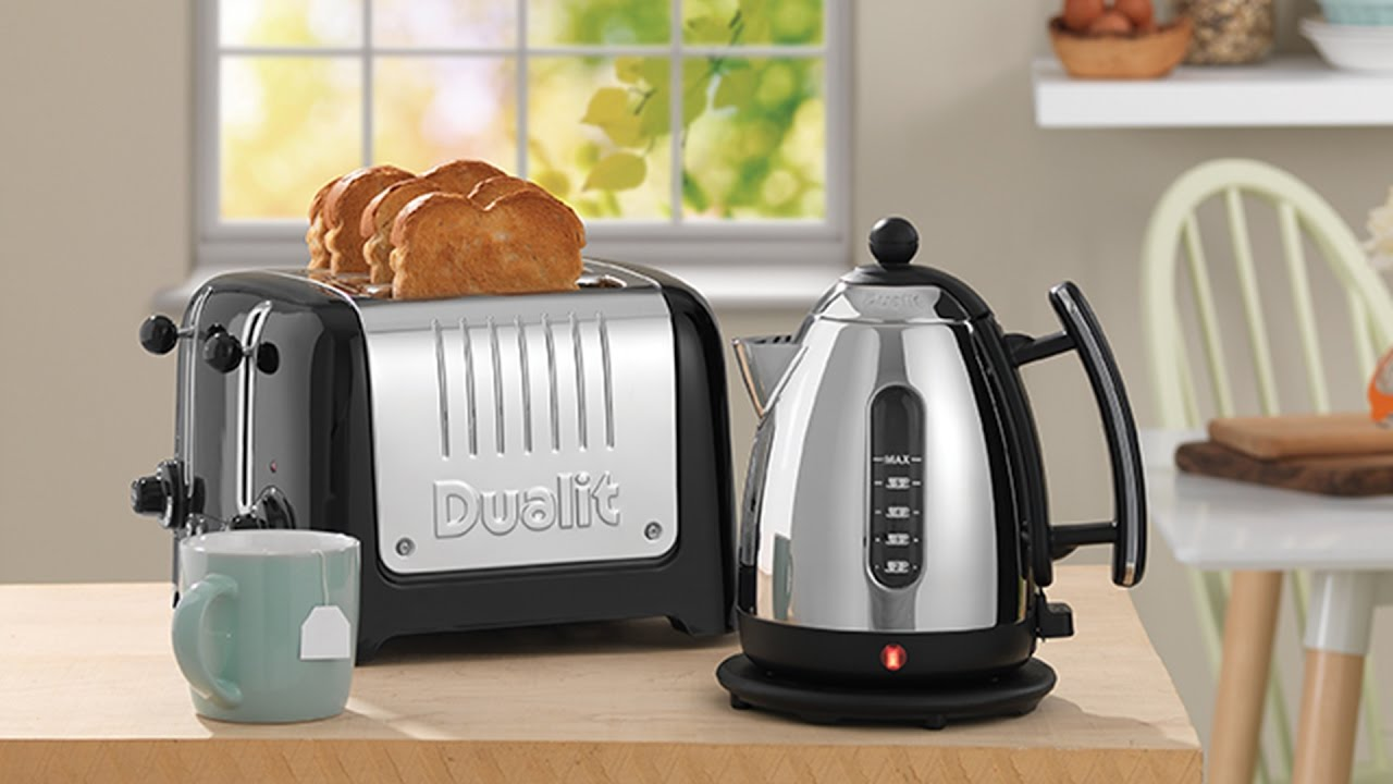How To Toast Bread And Bagels With The Dualit Lite Toaster