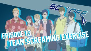 50% OFF Episode 13 - Team Screaming Exercise