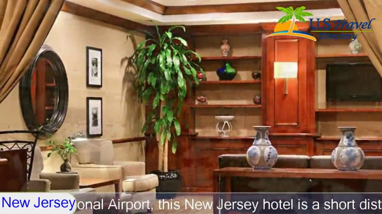 Crowne Plaza Hotel-Newark Airport - Elizabeth Hotels, New Jersey ...
