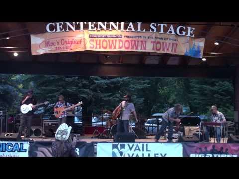Drunken Hearts - Eagle Town Park 8-21-14 Eagle, CO 8-21-14