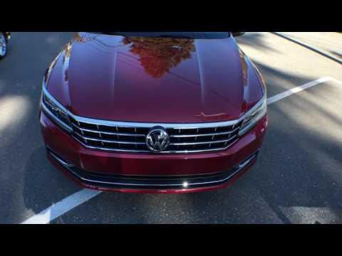 2017 Volkswagen Passat 1.8T SE Quick Look