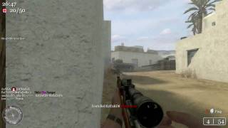 Call of Duty 2 Multiplayer Toujane DM [Hq 720p]