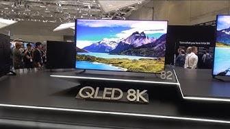 8K-televisiot tulevat – IFA-messujen elektroniikkauutuudet (Teknavi 2018)