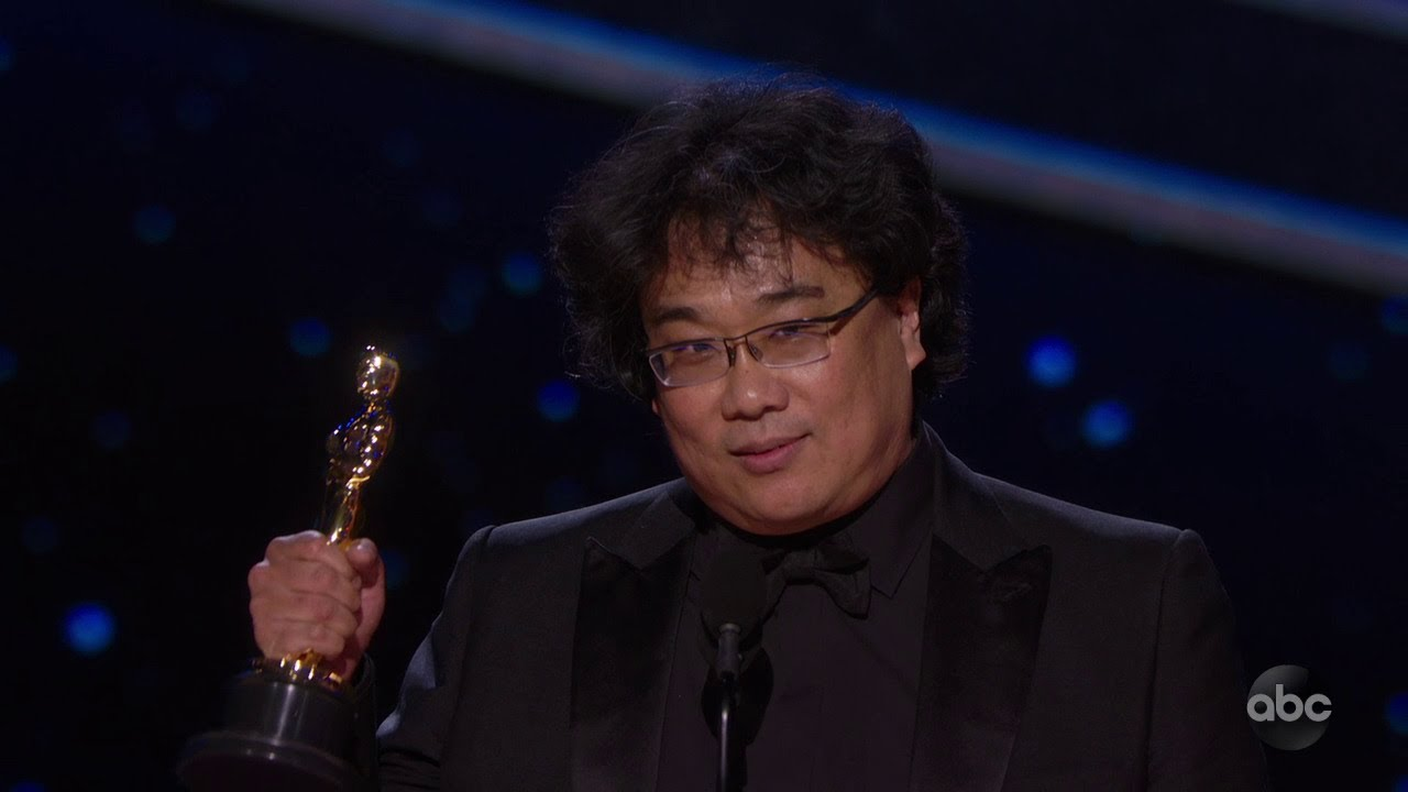 Oscars: Bong Joon Ho Quotes Martin Scorsese as He Wins Best ...