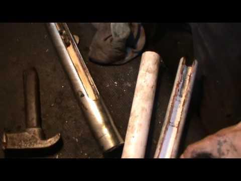 Способ убрать стук в рулевой рейке ВАЗ