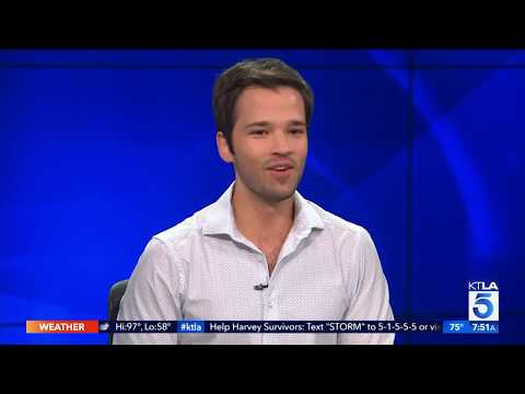 Nathan Kress Dishes On
