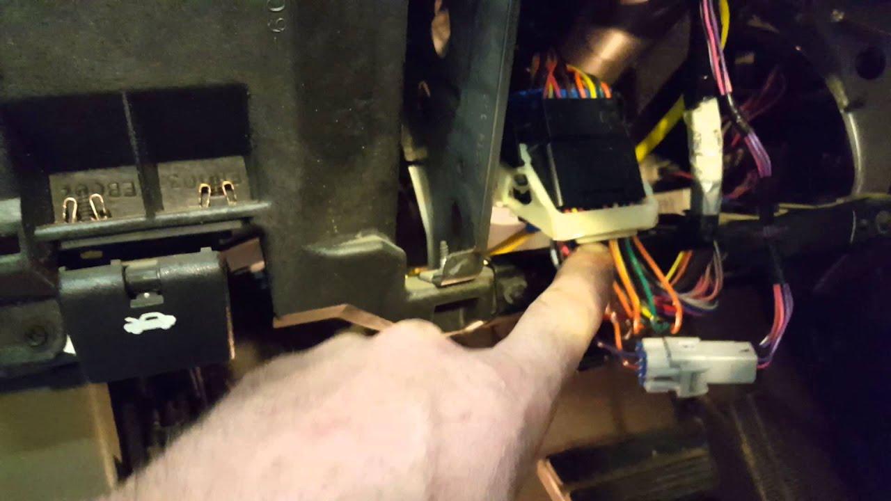 aztek electrical issues [ 1280 x 720 Pixel ]