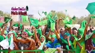 barnaamij baadhitaan oo ah ku saabsan doorashadii madaxweyne ee Somaliland 13/11/2017 .