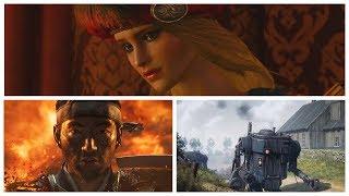 Создатели Ведьмака воруют музыку, а в Activision Blizzard усиленно беременеют